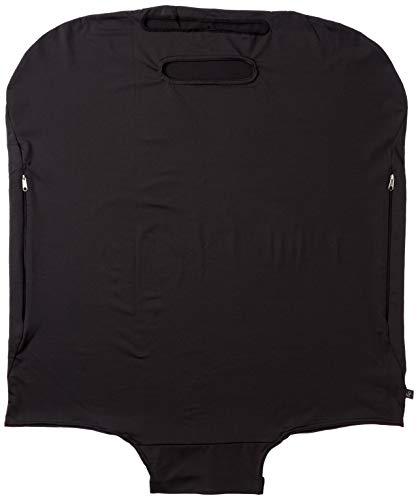 [アンドプロテカ] スーツケースカバー 大 ジャージ素材 68 cm ブラック(無地)