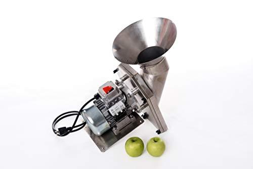 SIA Apple Press Elektrische Obstmühle ESE-055 - Obsthäcksler Obstmuser Obstschredder Traubenmühlen
