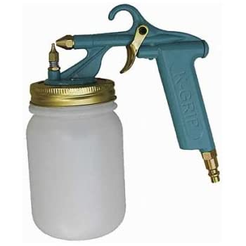 K-Grip Siphon Spray Gun, Low Cost