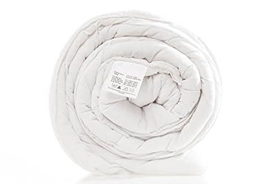 SleepyNights Duvet Quilt Polycotton Cover Non Allergenic Hollowfibre Summer Spring Autumn Winter Season