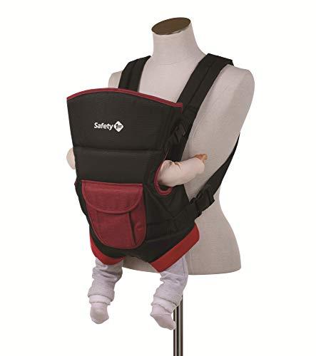 Safety 1st 2689668000 Babytrage Youmi, ergonomische, rot