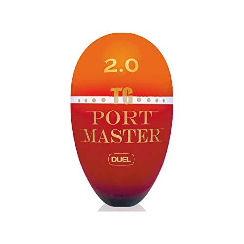 DUEL(デュエル) フカセウキ TGポートマスター 2.0 G1365 艶消しオレンジ