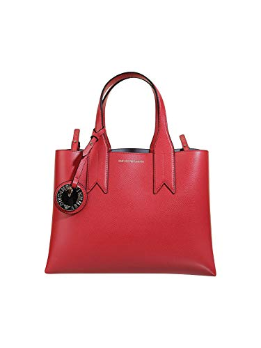 Emporio Armani handtas Y3D153 YH15A poppy red/smokey blue