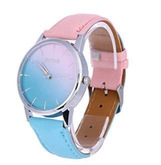 Judicious Dame Uhr Armband Mode Elegante Frauen analog Quarz mesh Band Armbanduhr