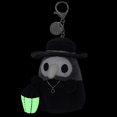 "Squishable / Micro Plague Doctor 3"" Plush"