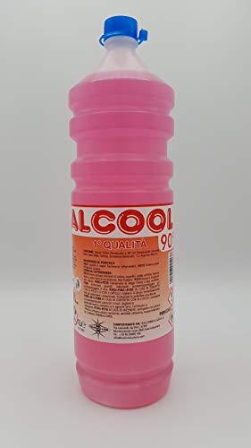 Italchimica Lazio Alcool denaturato 90 ° lt 1