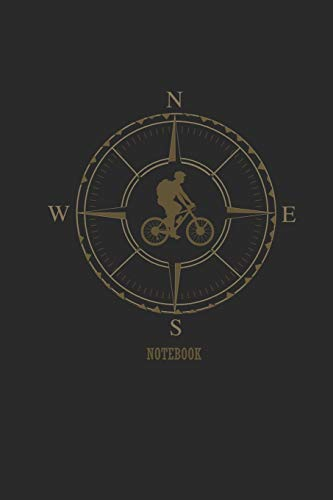 NOTEBOOK: Rad Notizbuch Bike Cycle Journal 6x9 lined