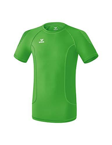 Erima 2250752 T-Shirt de Base Vert FR : S (Taille Fabricant : S)