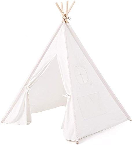 Indoor Tent For Kids Indian Children Photography Props Small Tent Photo Studio Wedding Shooting Night Outdoor Scene Tent Baby Play House Indoor,White-1.8m