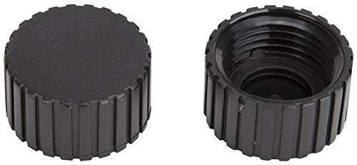 """Rocky Mountain Goods Hose End Caps - 2 Pack of 3/4"""" Hose End Caps for Capping Garden Hose or Valve - Durable Construction - for Use with Standard Male Hose"""