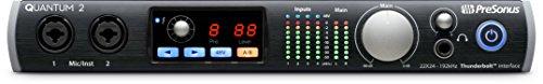 PreSonus QUANTUM 2 Thunderbolt 2 Low-Latency Audio Interface