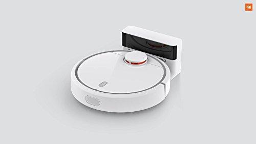 Originale Xiaomi Mi aspirapolvere robot pulitori automatici Sweeper Scrubber con aspirazione LDS 12 sensori APP controllo Bianco