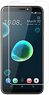 For HTC Desire 12 Plus (HTC Desire 12+) Tempered Glass Screen Protector HD 2.5D BY Muzz