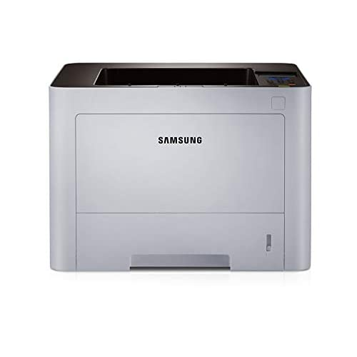 Samsung M4020Nd Stampante Laser Formati Stampa Supportati A4, Bianco/Nero
