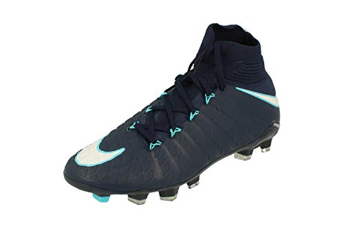 Nike Junior Hypervenom Phantom 3 DF FG Botas de Futbol 882087 Soccer Cleats