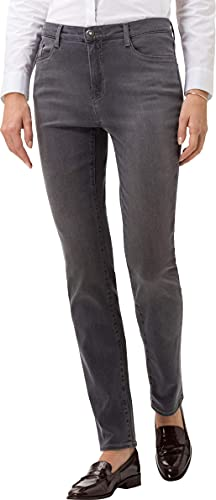 BRAX Damen Style Mary Hose Casual Sportiv Jeans, Used Grey, 27W / 34L