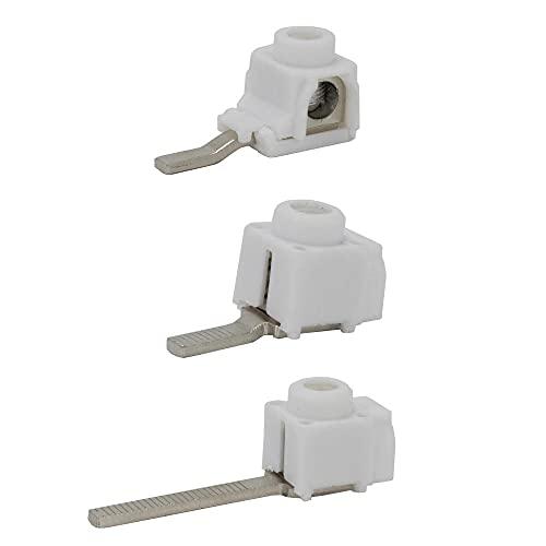 25 Mm² 50 Unids Terminales Para Caja De DistribucióN De Interruptores AutomáTicos...
