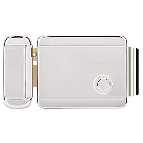 Sicherheitsschloss, Elektronisches Türschloss mit Schlüssel für das Sicherheitssystem der Zugangskontrolle