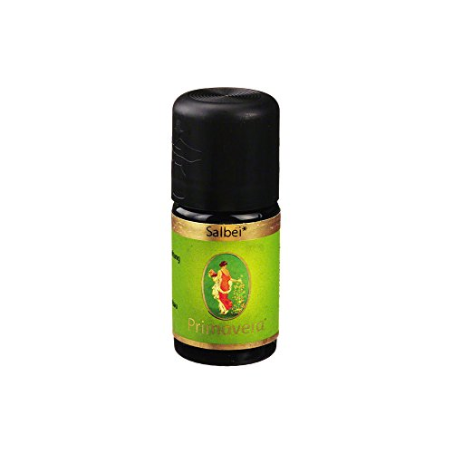 Primavera Bio Salbei, 5 ml