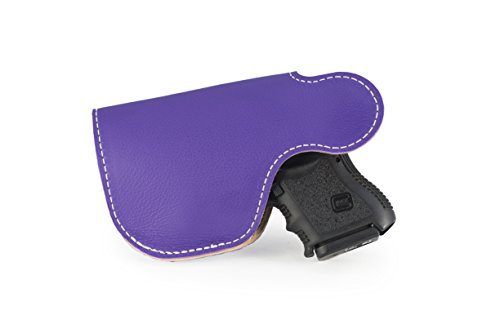 JM4 Tactical Right Hand Quick, Click & Carry Holster Purple (Extra Large Short)