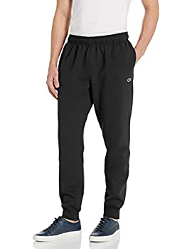 Champion Men s Powerblend Sweats Retro Jogger Pants black XX-Large