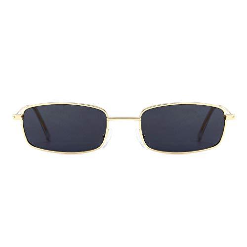 SANFASHION Damen Mode Katzenaugen Sonnenbrille Mode Jelly Sunshade Schutzbrillen Integrierte Candy Color Brille