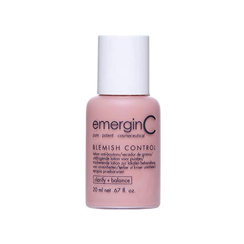 emerginC Blemish Control - Tinted Spot Treatment with Salicylic Acid to Improve the Appearance of Active Breakouts (1 Ounce, 30 Milliliters)