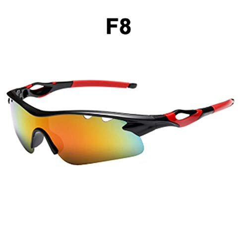 Fietsbrillen UV400 Zonnebrillen Heren Buitensport UV-bescherming voor Mountain Road Fiets Fietsbrillen Sportbrillen