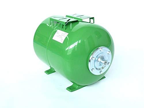 Drukketel 50 liter met EPDM-membraan en roestvrijstalen flens voor huiswaterinstallaties, tuinpompen, enz.
