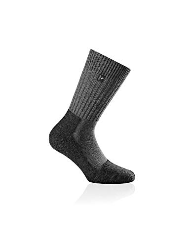 ROHNER | Original/Wandersocken (Anthracit, 47-49)