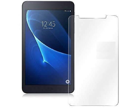 """REY Pack 2X Pellicola salvaschermo per Universal 7"""", Misura 17,9 x 10 cm, Pellicole salvaschermo Vetro Temperato 9H+, di qualità Premium Tablet"""