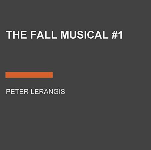 The Fall Musical audiobook cover art