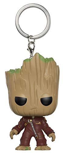 Funko - 13291 - Pocket Pop! - Porte-clés - Marvel - Guardians O/T Galaxy 2 - Ravager Groot