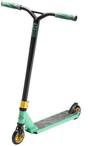 Fuzion X-5 Pro Scooters - Scooter de Truco - Scooter para Principiantes para niños de 8 años en adelante, Calidad Freestyle Kick Scooter para niños y niñas