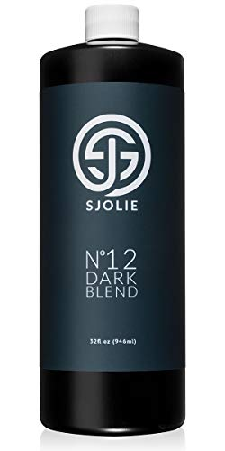 Spray Tan Solution - SJOLIE No. 12 - DARK Blend (32oz)