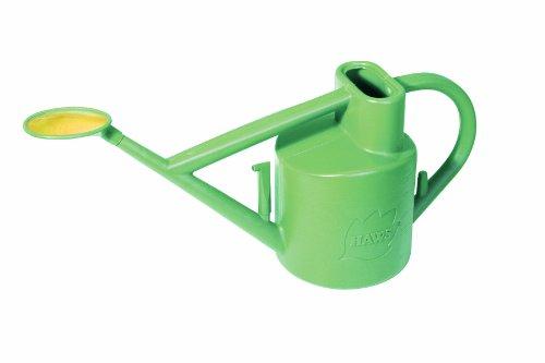 Bosmere Haws V118Practican plástico regadera, 1.6-gallon/6-liter