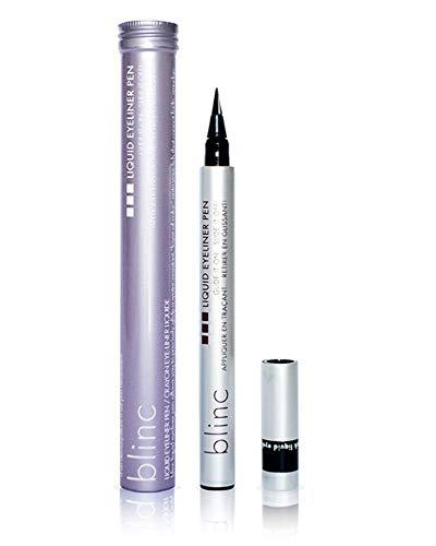 blinc Liquid Eyeliner Pen, Soft Black Sheen