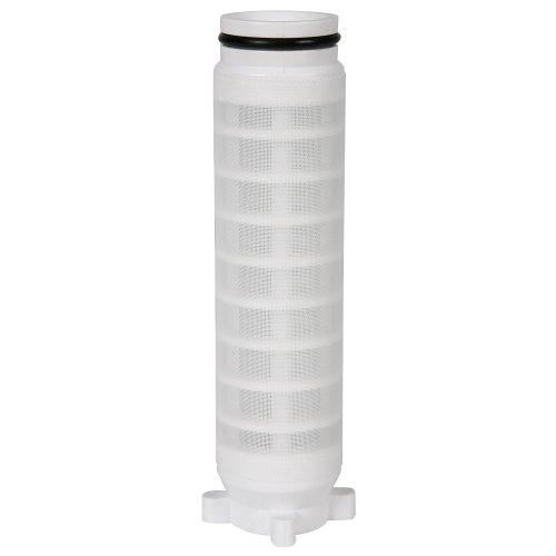 "Rusco/Vu-Flow 3/4"" FS-3/4-60 Spin-Down Sediment Filter Polyester Replacement Screen 60 Mesh - 5"" Long"