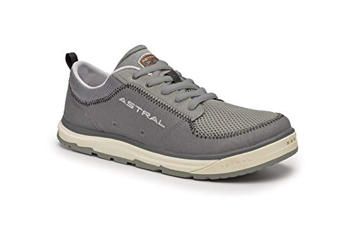 Astral Men's Brewer 2.0 Everyday Minimalist Outdoor Sneakers, Grippy and Quick Drying, Made for...