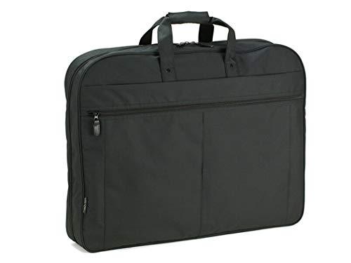 大型 ガーメントバッグ 三つ折り メンズ レディース ハンガーバッグ スーツバッグ ロングタイプ CWH190620S 黒 F