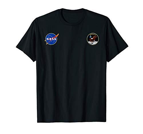 Apollo 11 - 50 Jahre Mondlandung - NASA Pocket Logo T-Shirt