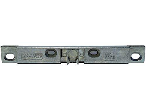 Winkhaus Balkontürschnäpper BK WSK 52 in Silber für Terrassentür und Balkontür