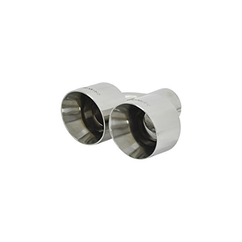 Flowmaster 15391 Ss Exhaust Tip 2.5'X4.0' Dbl Wall Dual Exhaust Tip