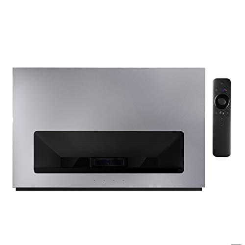 Release 4K MAX Proyector TV Soporte 8K 4500 ANSI Lumens ALPD 3.0 MEMC HDR DTS Sky 3 + 64GB Sistema de Cine en casa