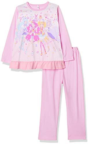 [バンダイ] パジャマ上下 ヒーリングっと プリキュア 玩具付きパジャマ 522 2535341 ガールズ ピンク 日本 130cm (日本サイズ130 相当)