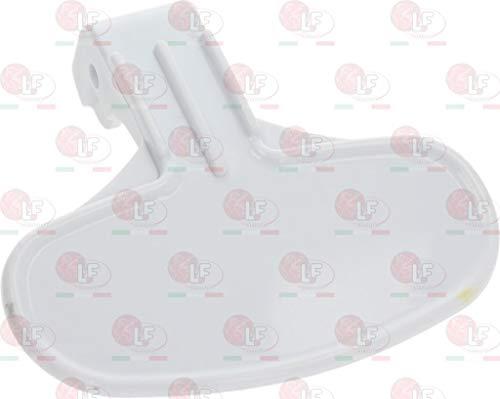 CANDY (41010388, 40000967) 230223 Poignée de hublot pour lave-linge Blanc