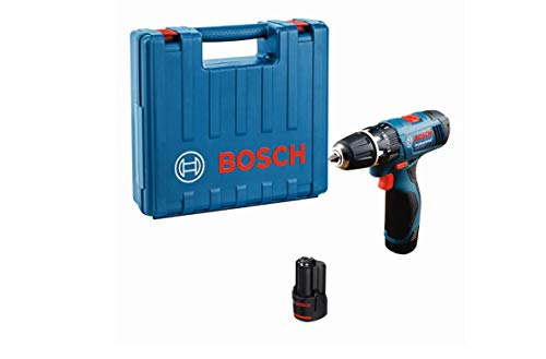Bosch GSB 120 - LI Professional 12V with 2 x 1.5 Ah...