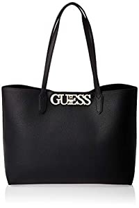 Uptown Chic Barcelona Tote Bags Crossbody Marca: Guess Colore: Nero
