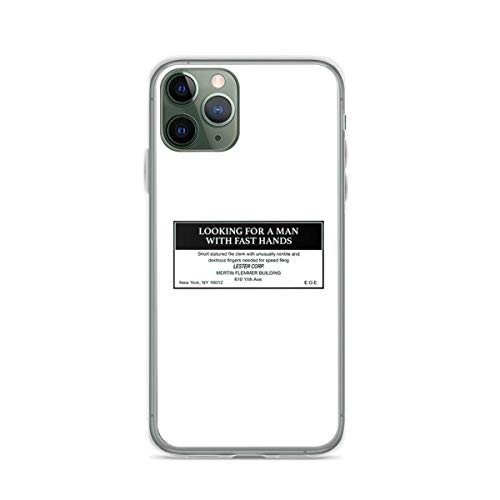 Carcasa blanda de TPU para teléfono de John Malkovich Lestercorp, compatible con iPhone 12 12 Pro Max 11 11 Pro Max XR X/Xs SE 2020/7/8 Plus 6/6s Plus