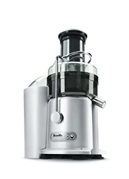 Breville JE98XL Juice Fountain Plus Centrifugal Juicer Brushed Stainless Steel
